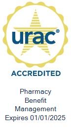 URAC Accredited Pharmacy Benefit Management